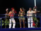 Daniela Mercury faz homenagem a Amazônia em Salvador