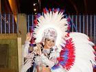 'O segrego é comer bem', garante Bruna Bruno, rainha da União da Ilha