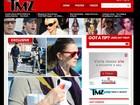 Grávida? Drew Barrymore aparece carregando um ultrassom, diz site