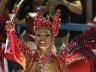 Valesca Popuzuda passa mal e é dúvida no desfile das campeãs