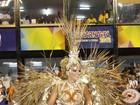 Majestade! Viviane Araújo é eleita musa do carnaval do Rio