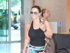 Viviane Araújo vai trabalhar como guia turístico, diz jornal