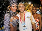 Após carnaval, Gracyanne e Belo embarcam para Angola e Itália
