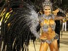 Gracyanne, rainha vitoriosa: 'Maravilhoso voltar como campeã'