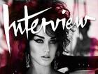 Katy Perry faz carão sexy para capa de revista