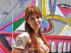 Mel Lisboa mostra barriga de quase seis meses de gravidez de Clarice