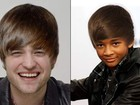 No aniversrio de Justin Bieber, famosos se bieberizam!