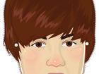 Transforme-se em Justin Bieber com a máscara do EGO
