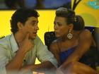 'Não tenho ciúmes do Fael', diz marido da BBB Fabiana