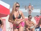 Jornal: Capa da 'Playboy' é disputada por ex-panicat e bailarina do Faustão