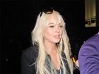Lindsay Lohan vai fazer graça de sua vida conturbada na TV americana