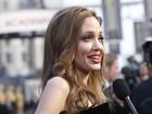Angelina Jolie quer ganhar peso para seu casamento com Brad Pitt