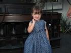 Rafaella Justus vai a mais uma festinha infantil: 'Gosto muito'
