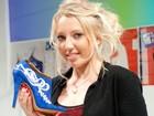 Estudante inglesa é escolhida para desenhar sapato para Kate Middleton