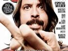 Dave Grohl faz gesto obsceno em capa de revista
