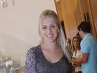 Fiorella Mattheis e mais famosos prestigiam lançamento de joias no Rio