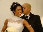 Gracyanne confirma casamento em maio e comemora: 'Momento único'