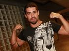 Ex-BBB Yuri quer virar lutador de UFC, diz jornal