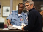 Depois de pagar fiança, George Clooney é solto