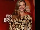 De lavada: Grazi Massafera é eleita a grávida mais bonita pelos internautas
