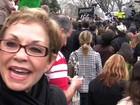 Vídeo: Mãe de George Clooney se diz orgulhosa do filho, preso em protesto