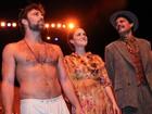 Fernanda Vasconcellos estreia como Dona Flor no teatro