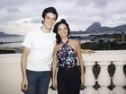 Elenco lança o filme 'A Novela das 8', no Rio