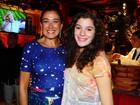 Filha de Lília Cabral estuda para ser atriz