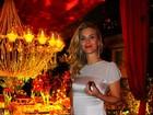 Carolina Dieckmann dá adeus a Teodora e diz: 'Vou casar novamente'