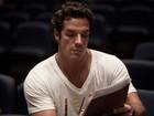 Carlos Machado ensaia peça em Goiânia