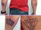 Mister Brasil Lucas Malvacini mostra suas novas tatuagens