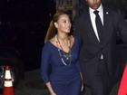'Após horas de trabalho de parto, mal me reconhecia', diz Beyoncé a revista