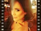 Juliana Knust se despede de personagem e corta cabelo