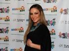 Claudia Leitte brinca de 1º de abril e posta: 'estou grávida de gêmeos'