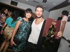 Vanessa Giácomo e Daniel Oliveira estão separados, diz jornal