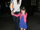 Katie Holmes quer a guarda da filha, Suri Cruise, diz site