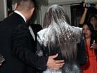 Veja vídeo do ataque a Kim Kardashian; PETA nega autoria