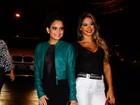 Ex-BBB Mayra Cardi se encontra com Caio Castro em festa: 'Só amizade'