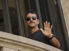 'Devo minha vida de ator a ele', diz Marcos Palmeira sobre Chico Anysio
