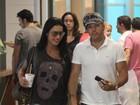 Belo entra na Justiça para impedir que a ex Vivi Araújo 'viole sua honra'
