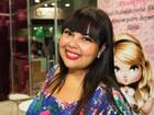 Fabiana Karla rompe os ligamentos durante gravação de 'Gabriela'