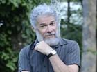 José Mayer a jornal: 'Quem sabe eu possa ficar completamente grisalho?'