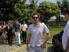 'Ele se dedicou a alegrar o povo', diz Bruno Mazzeo sobre Chico Anysio