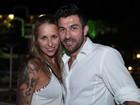 Revival? Ex-BBB Cristiano passa fim de semana com ex em Camboriú