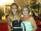 Ex-BBBs Lia Khey e Eliéser são homenageados em São Paulo