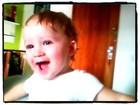 Jonatas Faro posta foto de Guy, seu filho com Dani Winits: 'filhão lindão'