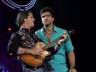 Victor e Leo gravam do DVD com Paula Fernandes e Thiaguinho