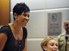 Lindsay Lohan está livre de condicional