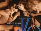 Jennifer Lopez divulga em seu site capa do novo single, 'Dance Again'