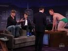 Justin Bieber 'força' Ashton Kutcher a comprar casa em Los Angeles